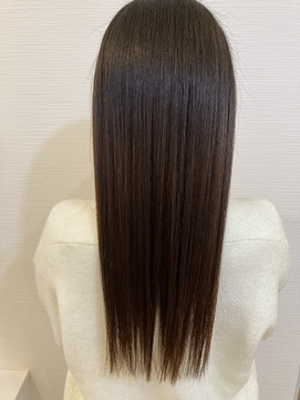 褒められ髪!!髪質改善ロング♪