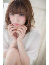 くびれカールで♪妹系☆甘え顔ミディa くびれカール.36
