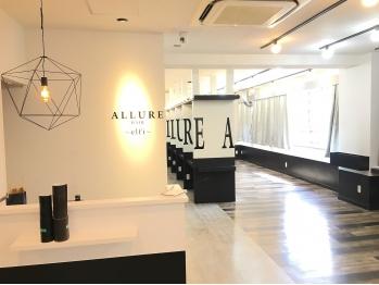 アリュールヘア 梅田茶屋町店(ALLURE hair elfi)
