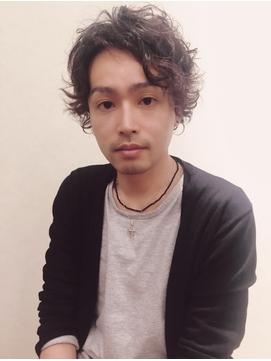 斎藤工風☆ワイルドパーマスタイル