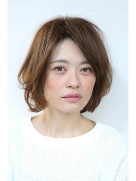 ヘルシーレイヤー大人マッシュショートボブ【イオン八戸田向】