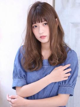 【Jule】有村架純さん風◇20代30代◇ゆるふわウェーブ 神戸