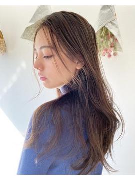 美髪のススメ☆アッシュベージュ MAKOTO