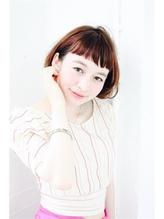 PHASE神田剛弘  ショートボブ ショートバング 50代.34