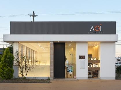 アオイ 新田塚店 美容室Aoi image