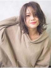 【ALMO】ひし形フォルムカジュアルボブ.22