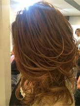 スジ盛りアレンジ♪ 盛り髪.43