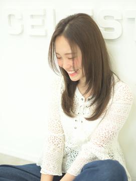 【Celeste石川町】モテくびれカールミディ♪