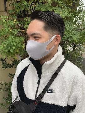 【AMI zest立川】メンズフェードカット