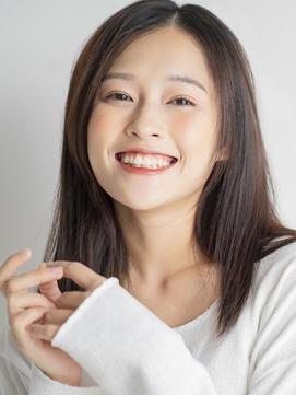 【錦糸町レビュー店】前髪なしのナチュラルストレート