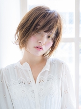 【Neolive3/溝の口511】エアリーショート×切りっぱなしボブ☆3.14