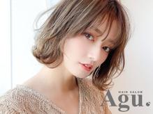 Agu hair turner 宇都宮店【アグ ヘアー ターナー】