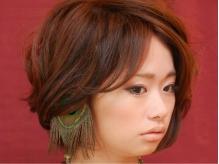 ヘアを立体的にオシャレに見せる、今話題の【3Dカラー】¥2000~