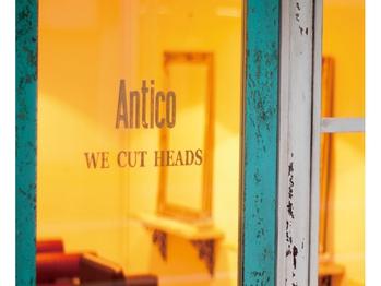 アンティコ(Antico)