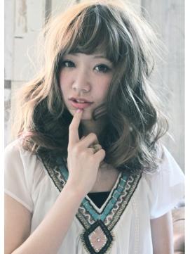 LAUREN☆Balloon Flower Perm Style♪tel0112328045