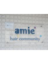 アミー ヘアーコミュニティー(ami hair community)