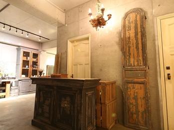 リベットヘアアンティーク (rivet hair&antique)(和歌山県和歌山市/美容室)