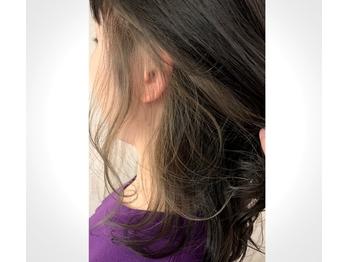 ヘアーズオテテ バイ ホーキーポーキー(hair's OTETE by hokeypokey)(大阪府堺市北区/美容室)