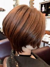 ショートならVincul de Aeterna★実力派スタイリストの提案&似合わせで、ライフスタイルに合ったヘアに♪