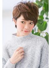 【Camorra三軒茶屋】☆極モテ・グラデーションボブ☆ ベリーショート.45