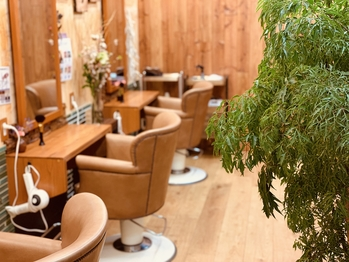 ヘアルーム アペジェ(hair room apaiser)(徳島県徳島市/美容室)