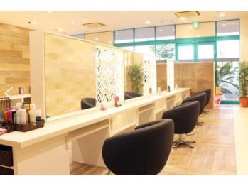 ヘアメイク サンサーラ 志度店(Hair Make SAMSARA)(香川県さぬき市/美容室)