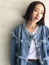 cie hair.オシャレ,波巻き,透明感,ラフ,カジュアル,スタイル.29