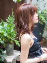 外国人風イルミナ系リラックスボブby premier models☆ .51