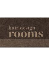 ヘアーデザイン ルームス(hair design rooms)