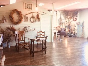 ヘアアトリエ チトニワ(hair atelier titoniwa)(沖縄県浦添市/美容室)