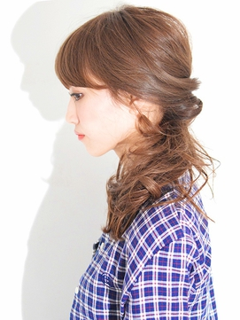 《MAXBEAUTY☆簡単アレンジヘア》