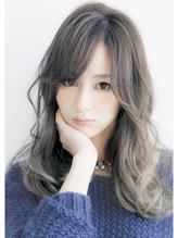 2015ヘアカラー透明感アッシュグラデーションカラー☆sherry .44