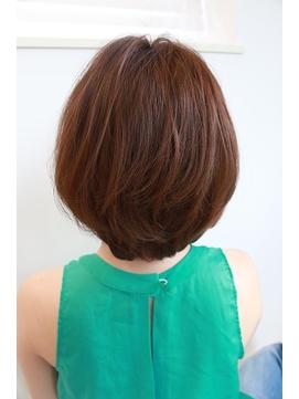 epic hair30代のボリュームボブ