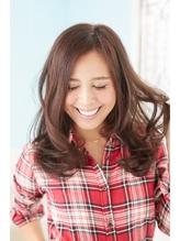 【Noah銀座】今季オススメ☆今時レディは脱力カールで気取ら 時短.52