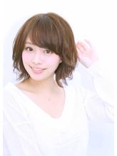 【QONtROL yakumo】ハネ感レイヤーボブ ボーイッシュ.36