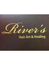 ヘアーアートアンドヒーリング リバーズ(HairArt&Healing River's)