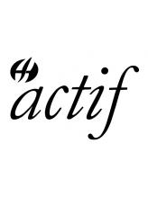 アクティフ(actif)