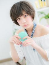 【macaron】大人かわいい☆軽さのショートボブ 子猫.2