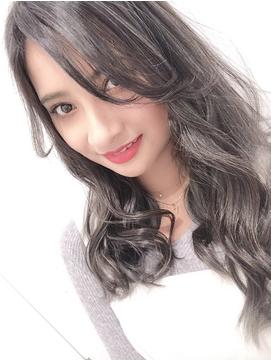【LAID BACK 代官山】春のラベンダーグレージュ☆
