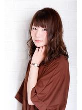 【i+me】☆ふんわりミディアムヘア☆(泉岳寺美容室/i+me泉岳寺).11