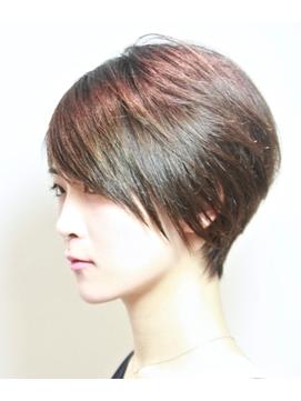 【RISK高橋勇太】三鷹 ショートカットが上手い 束感ショート