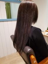 【モードヘア3Dカラージグザグバングミニマムボブボルドー】55.15