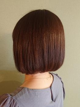 一人ひとりに似合うヘアを提案してくれるサロン