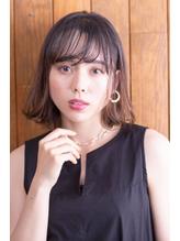 クラシカル×フェミニンボブ【olive for hair】.28