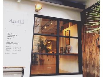 アミリ ダイカンヤマ(AmiLi daikanyama)(東京都渋谷区/美容室)