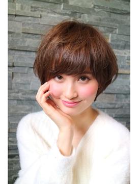 サラふわ素髪★小顔マッシュショート