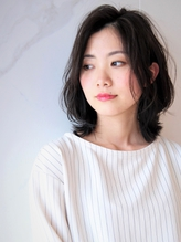 【M.SLASH藤沢】オトナ清楚なくびれミディb くびれカール.22