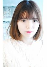 【ゆるふわストカールボブ】【イルミナカラー】【ストカール】.20