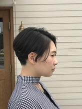 【ROOTS水戸】 スッキリハンサムショート☆.16