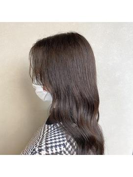 大人気!韓国風ふんわり前髪カット《 福島沙季 》